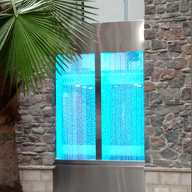 Bubble Wall Fountain Made In Canada For Usa And France